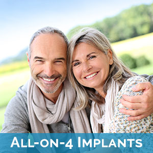All-on-4 Dental Implants in West Islip